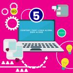 5 κανόνες για να δημιουργήσεις μια Content Marketing Στρατηγική